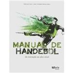 Livro - Manual de Handebol: da Iniciação ao Alto Nível