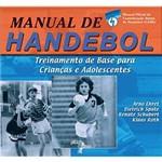 Livro - Manual de Handebol