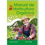 Livro Manual de Horticultura Orgânica