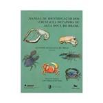 Livro - Manual de Identificação dos Crustacea Decapoda Água Doce do Brasil