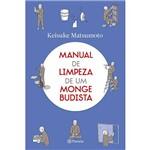 Livro - Manual de Limpeza de um Monge Budista
