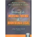 Livro - Manual de Medicina Forense & Odontologia Legal