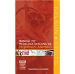 Livro - Manual de Medicina Interna de Pequenos Animais