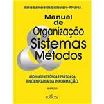 Livro - Manual de Organização, Sistemas e Métodos