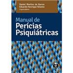 Livro - Manual de Perícias Psiquiátricas