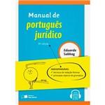 Livro - Manual de Português Jurídico