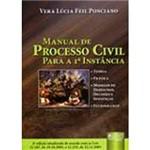 Livro - Manual de Processo Civil para a 1ª Instância