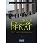 Livro - Manual de Processo Penal - Teoria e Mais de 200 Questões Comentadas