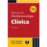 Livro - Manual de Psicofarmacologia Clinica