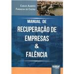 Livro - Manual de Recuperação de Empresas & Falência