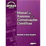 Livro - Manual de Resumos e Comunicações Científicas