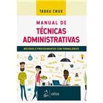 Livro - Manual de Técnicas Administrativas
