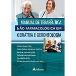 Livro - Manual de Terapêutica não Farmacológica em Geriatria e Gerontologia