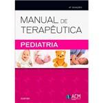 Livro - Manual de Terapêutica Pediatria