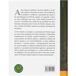 Livro - Manual Didático de Direito Agrário - Encadernação Especial