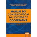 Livro - Manual do Conselho Fiscal da Sociedade Cooperativa