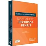 Livro - Manual dos Recursos Penais