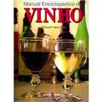 Livro - Manual Enciclopédico do Vinho