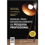 Livro - Manual para Desenvolvimento de Pesquisa Profissional