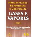 Livro - Manual Prático de Avaliação e Controle de Gases e Vapores - PPRA