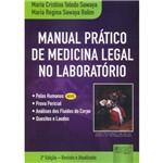 Livro - Manual Prático de Medicina Legal no Laboratório