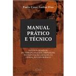 Livro - Manual Prático e Técnico de Terraplanagem