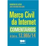 Livro - Marco Civil da Internet: Comentários à Lei Nº12.965/14
