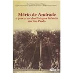 Livro - Mário de Andrade: o Precursor dos Parques Infantis em São Paulo