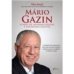 Livro - Mário Gazin: a Arte de Inspirar Pessoas e Encantar Clientes