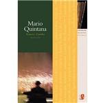 Livro - Mário Quintana - Coleção Melhores Poemas