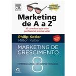 Livro - Marketing de a A Z e Marketing de Crescimento (Edição 2 em 1)