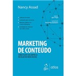 Livro - Marketing de Conteúdo