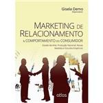 Livro - Marketing de Relacionamento & Comportamento do Consumidor