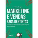 Livro - Marketing e Vendas para Dentistas