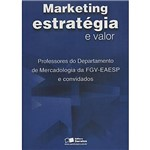 Livro - Marketing - Estratégia e Valor