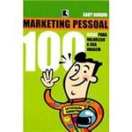 Livro - Marketing Pessoal - 100 Dicas para Valorizar a Sua Imagem
