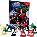 Livro - Marvel Avengers Assemble - Batalhas Incríveis
