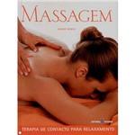 Livro - Massagem: Terapia de Contacto para Relaxamento