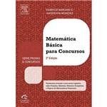 Livro - Matemática Básica para Concursos
