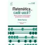Livro - Matemática Cadê Você?