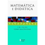 Livro - Matemática e Didática