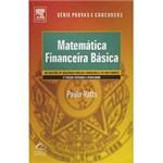 Livro - Matemática Financeira Básica