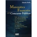 Livro - Matemática Financeira para Concurso Público