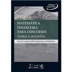 Livro - Matemática Financeira para Concursos - Teoria e Questões
