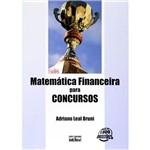 Livro - Matemática Financeira para Concursos