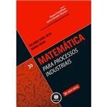 Livro - Matemática: para Processos Industriais
