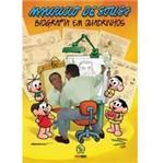 Livro - Maurício de Souza - Biografia em Quadrinhos