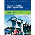 Livro - Mecânica Vetorial para Engenheiros - Estática