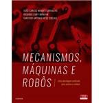 Livro - Mecanismos, Máquinas e Robôs