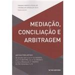 Livro - Mediação, Conciliação e Arbitragem